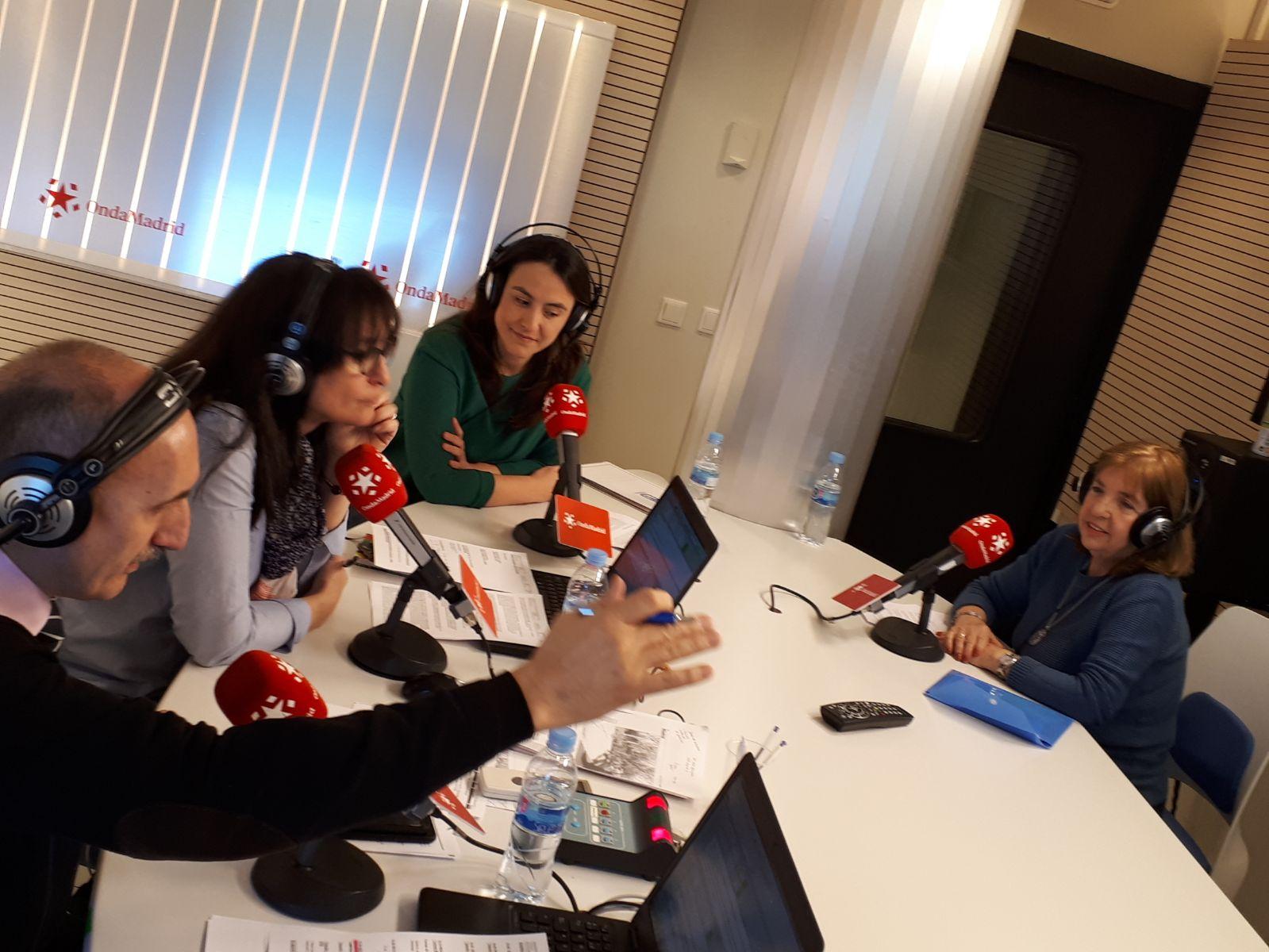 Entrevista en Buenos Días Madrid