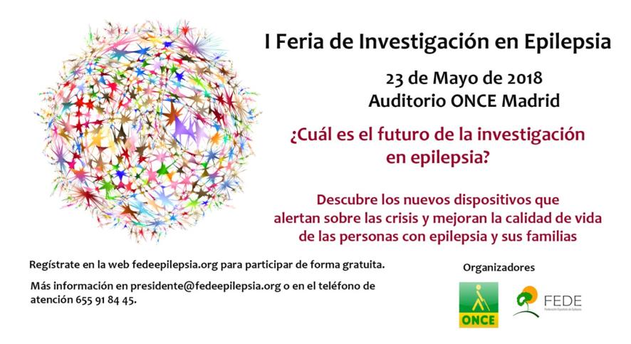 I Feria de Investigación en Epilepsia